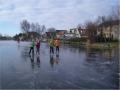 Dorpsstraat 2008 ijs
