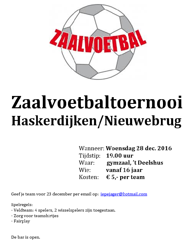 flyer-zaalvoetbal